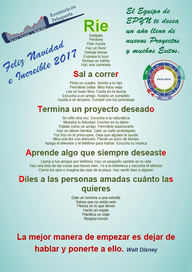 Reflexión del año y propósito para el año nuevo